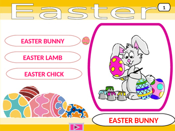 Easter Vocabulary
