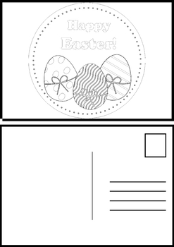 Easter Vocabulary - ESL - Activity Pack
