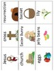 Easter Vocabulary Cards and Mini Books BUNDLE