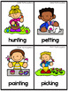 Easter Vocabulary Picture Cards