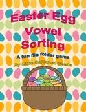 Easter Vowel Sorting