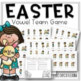 Easter Vowel Teams Game