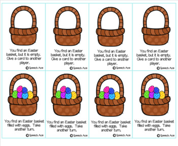 Easter WH Questions