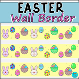 Easter Wall Border / Bulletin Board Display Border