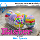 Easter WebQuest - Engaging Internet Activity {Includes Goo