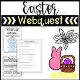 Easter Webquest