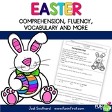 Easter Week Long Fluency Packet