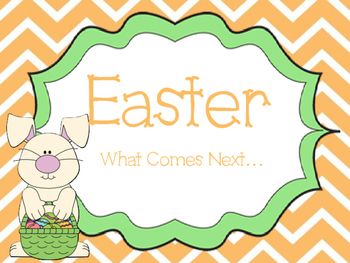 Easter- What Comes Next?