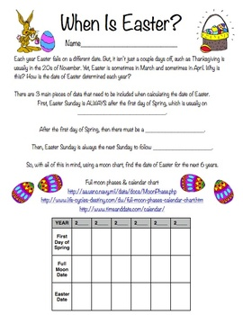 Easter: When is it? Learn to Calculate the Date and More