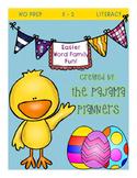 Easter Word Family Fun