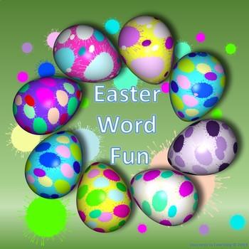 Easter Word Fun