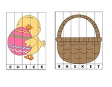Easter Word Puzzle sample