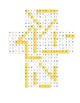 Easter Word Search Religious Cross