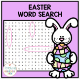 Easter Word Search for Second Grade