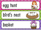 Easter - Word Wall Vocabulary (30 words)