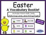 Easter Words Writing Booklet
