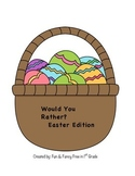 Easter Would You Rather