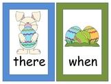 Easter Write-The-Room Activity (Goes with Kindergarten Journeys)