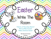 Easter Write-The-Room **PLUS**