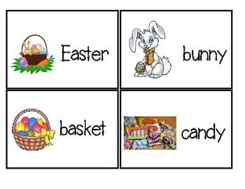 Easter Write-The-Room **PLUS**