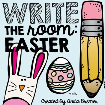 Write the Room: Easter