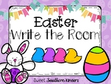 Easter Write the Room Activities