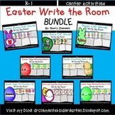 Easter Write the Room BUNDLE