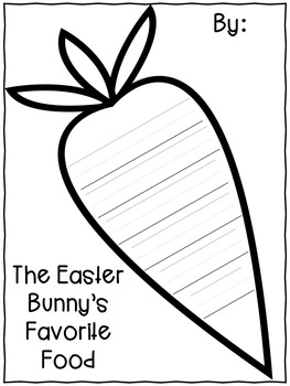 Easter Writing Activities and Centers