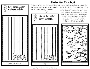 Easter Writing Activity