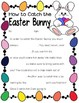 Easter Writing Activity: Meet the Easter Bunny & How to Catch the Easter Bunny!