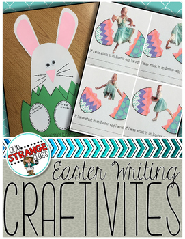 Easter Writing Craftivities