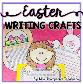 Easter Writing Crafts