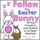 Easter Writing: Follow the Easter Bunny