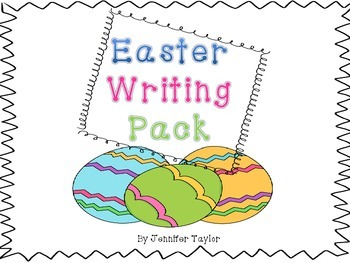 Easter Writing Pack