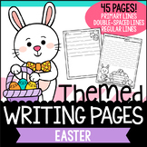 Easter Writing Paper