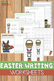 Easter Writing Practise Worksheets