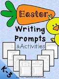 Easter Writing Prompts & Activities K-3