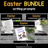 Easter Writing Prompts BUNDLE