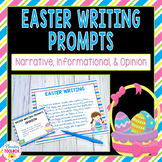 Easter Writing Prompts - Narrative, Informational, & Opini