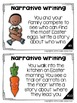 Easter Writing Prompts: Opinion, Informative, Narrative: 3-5