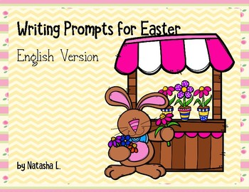 Easter Writing Prompts for Lower Elementary