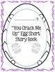"Easter Writing: ""You Crack Me Up"" Egg Book Craftivity"