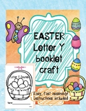 Easter Y Sounds Booklet