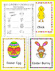 Easter activities puzzles and cards