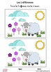 Easter activities pack 3-6 years