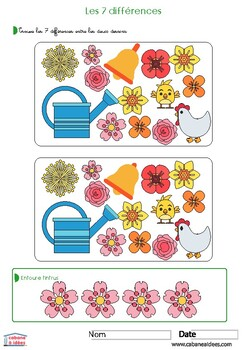 Easter activities pack 7-11 years