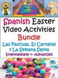 Easter and Holy Week Video Activities in Spanish