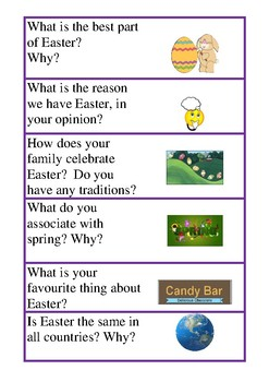 Easter and Spring Activity Booklet