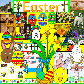 Easter and Spring BUMPER pack