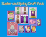 Easter and Spring Craft Pack Bundle
